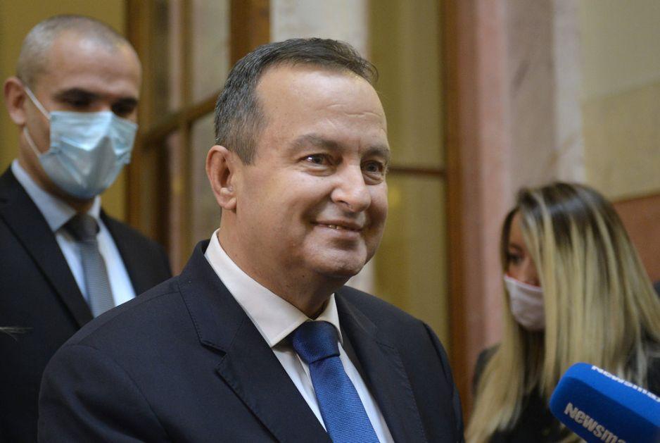 Dačić: Na izborima 2022. socijalisti treba da nastupe ujedinjeni sa SNS