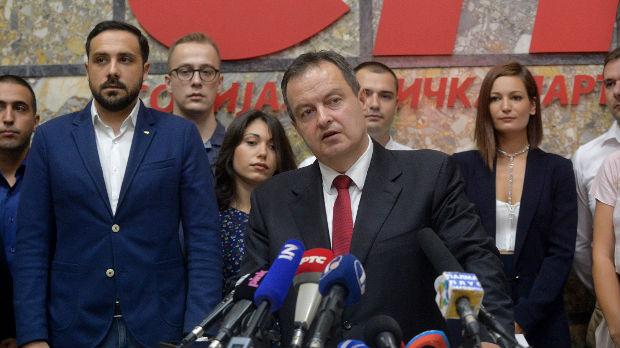 Dačić: Nadam se da zločini OVK neće ostati nekažnjeni
