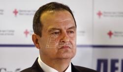Dačić: Najavom tužbe za navodni genocid, Priština pokušava da dijalog stavi u drugi plan