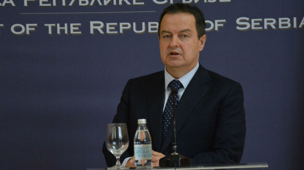 Dačić: Napadač sa Novog Zelanda nema veze sa Srbijom