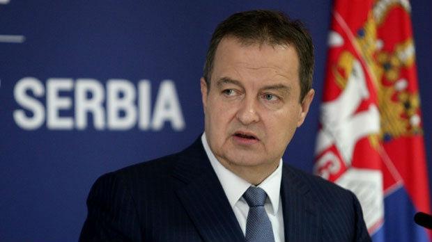 Dačić: Ne zanimaju nas unutrašnja pitanja Crne Gore, već položaj Srba i SPC