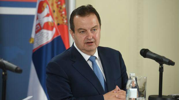 Dačić: Neistine iz Crne Gore, Srbija nikome ništa ne otima
