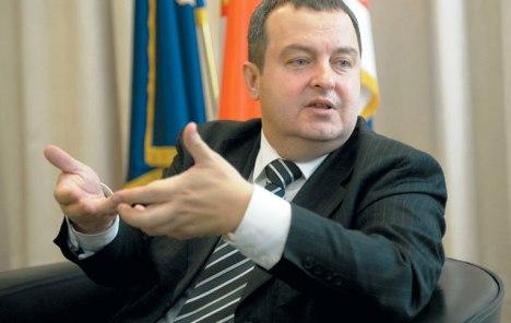 Dačić: Nema reakcije međunarodne zajednice na ispade u Hrvatskoj
