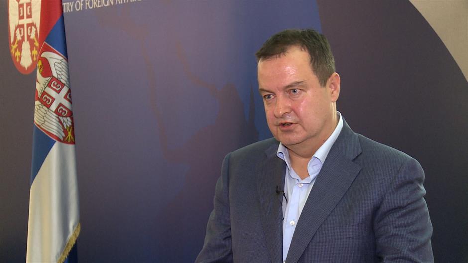 Dačić: Niko ne nudi da Kosovo celo ostane u granicama Srbije