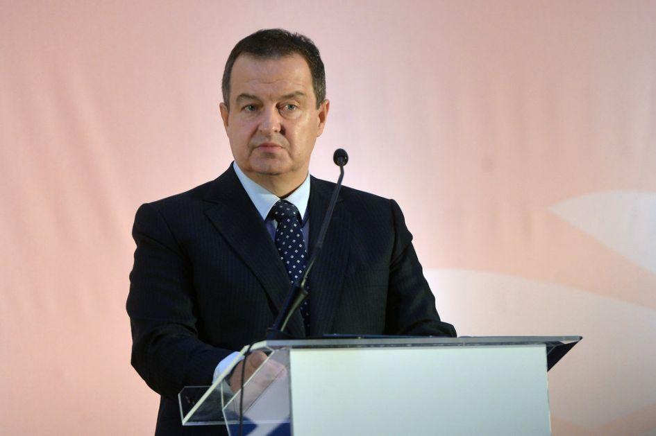 Dačić: Norveške diplomate legalizovale Veliku Albaniju