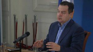 Dačić: Obaveza je da na spomen ploči Diani Budisavljević piše da su spasene žrtve bila srpska deca