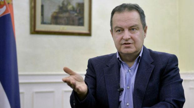 Dačić: Očekujemo nova povlačenja priznanja KiM
