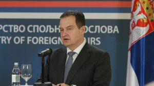 Dačić: Odluka Grčke je neprijatna i loša