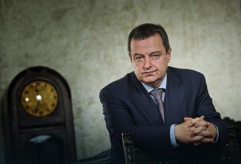 Dačić: Održati ravnotežu između Rusije i Zapada