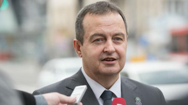 Dačić: Ogroman značaj Vučićeve diplomatije