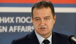 Dačić: Podrška vlastima Crne Gore u donošenju spornog zakona je izdaja Srbije