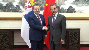 Dačić: Ponosan sam što sam prvi ministar koji je posetio Kinu koja se bori s korona virusom