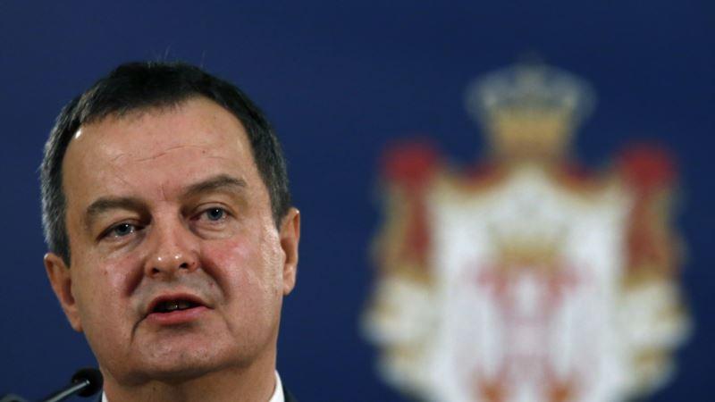 Dačić: Pregovore sa Prištinom nastavljamo konstruktivno