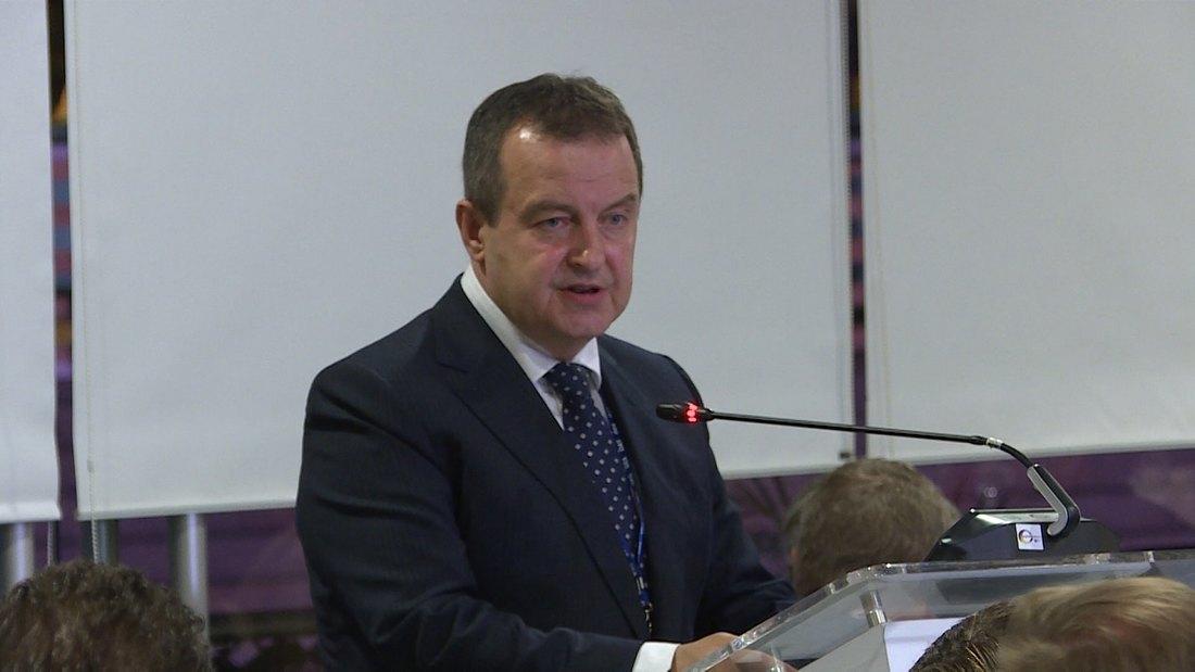Dačić: Poseta Makrona sa vrlo jasnim porukama