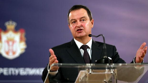 Dačić: Rama je ubio pojam regionalne saradnje
