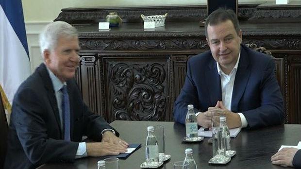Dačić: SAD podržava stav Srbije da pitanje KiM nije završeno