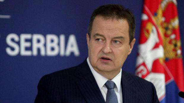 Dačić: SPS podržava zahtev Martinovića i Božićeve