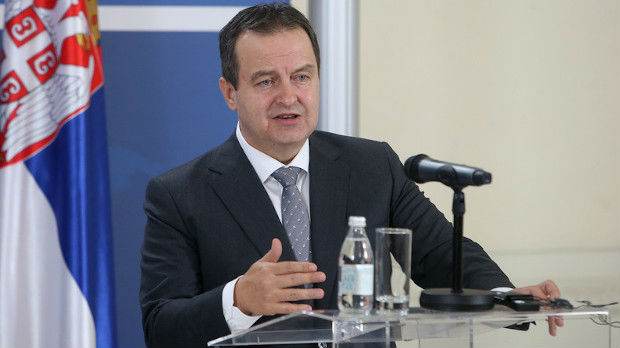 Dačić: Samo kompromisno rešenje obezbeđuje trajni mir