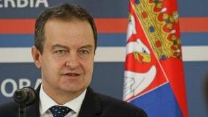 Dačić: Samo u teškim političkim krizama se formiraju prelazne vlade, u Srbiji krize nema