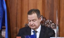 Dačić: Skupština o promeni Ustava 8. juna, proces ne mora da traje dugo