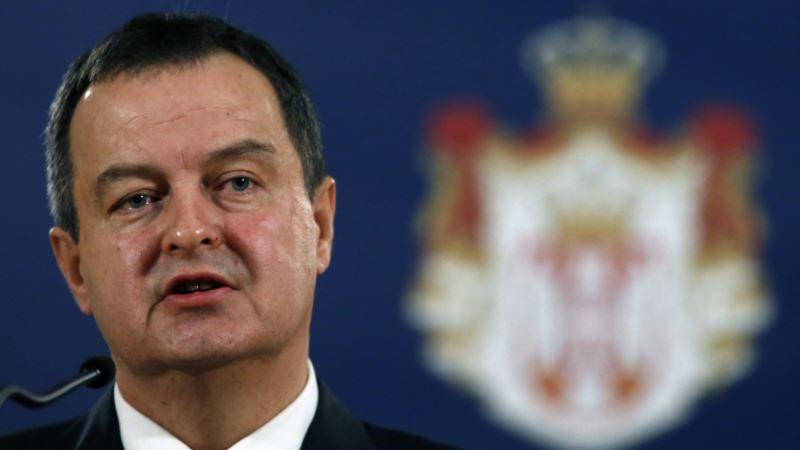 Dačić: Srbija će nastaviti da evakuiše građane iz inostranstva
