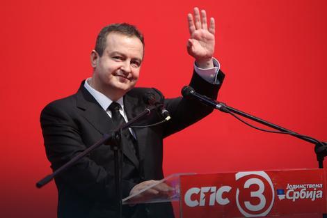 Dačić: Svi koji su voleli Tita da glasaju za nas