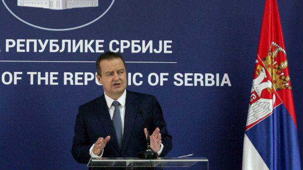 Dačić: Togo 15. zemlja koja je povukla priznanje Kosova
