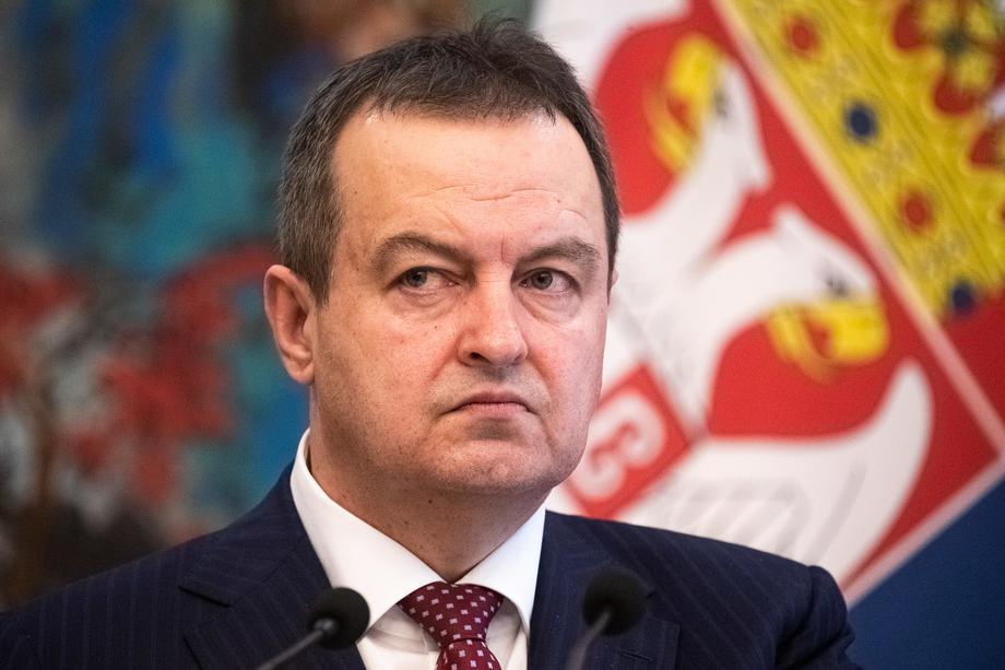 Dačić: Ukoliko Priština ne poštuje dogovore, mi ćemo nastaviti sa kampanjom povlačenja priznanja