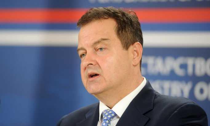Dačić i Bin Zajed dogovorili ukidanje viza za građane Srbije