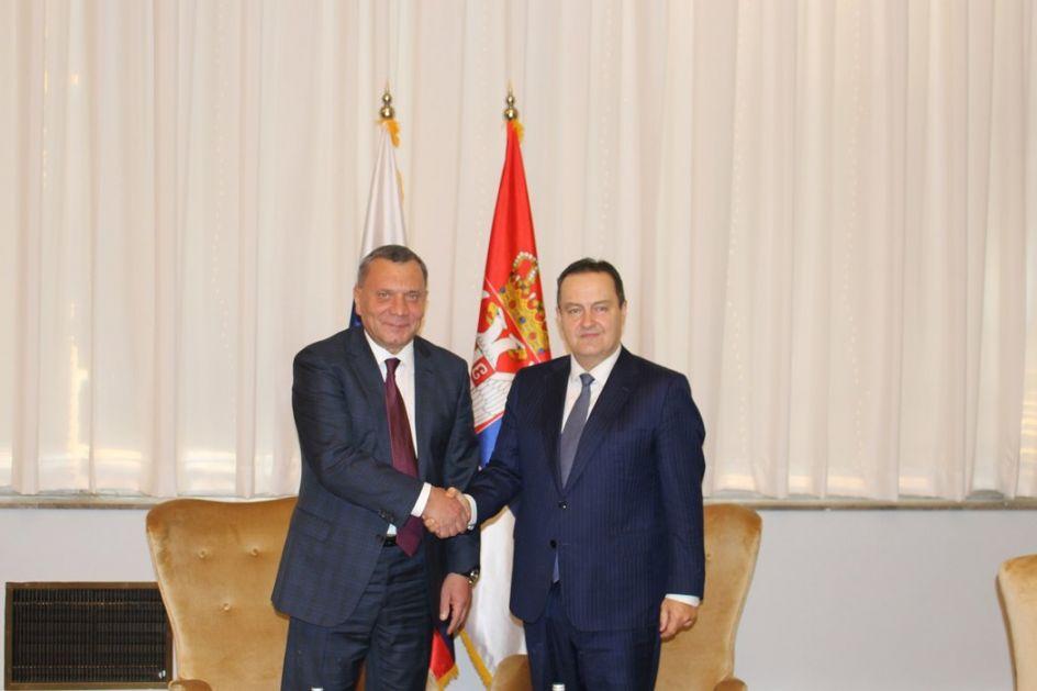 Dačić i Borisov o Kosovu i Metohiji