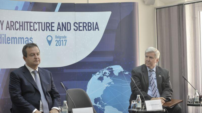 Dačić i Skat: Veze između SAD i Srbije i dalje su jake