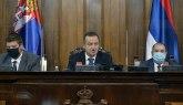 Dačić nakon stupanja na dužnost izjavom izazvao smeh u Skupštini