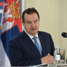 Dačić o kosovskom pitanju: Razgraničenje je jedna od ideja, ali drugih i nema
