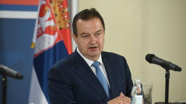 Dačić odgovara Darmanoviću: Ne preti vam opasnost od Srbije, već od vas samih