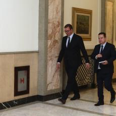Dačić podržava predlog Vučića o razgraničenju: Jedino moguće rešenje
