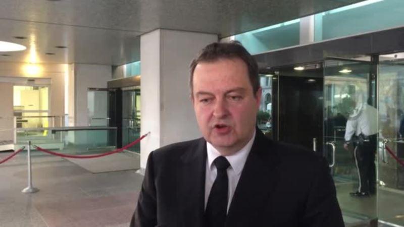 Dačić posle sastanka sa Tilersonom: Vreme da Srbija i SAD resetuju odnose