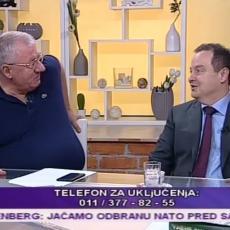 Dačić preneo Šešelju sjajne vesti: Američki političar odlučuje o Kosovu, a ZAVISI OD SRBA! (FOTO)