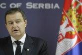 Dačić reagovao na Komšićevu izjavu o Kosmetu