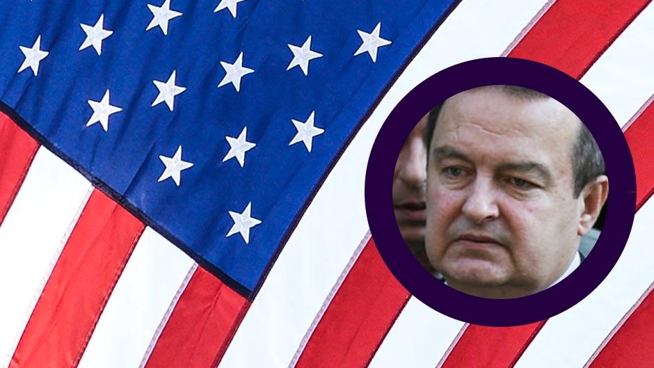 Dačić s Boltonom u SAD: JASNO rečeno-problem u Prištini