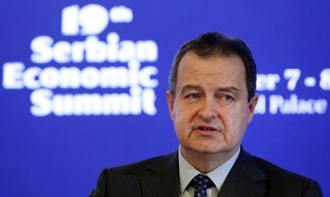 Dačić sa ruskim ambasadorom o unapređenju ekonomske saradnje