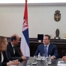 Dačić sa austrijskim šefom diplomatije: Srbija traži trajno rešenje za kosovsko pitanje