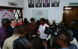 Dačić sa grupom privrednika Mozambika o unapređenju saradnje