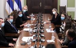 Dačić sa predstavnicima UNDP-a i OEBS-a o seminaru novih poslanika