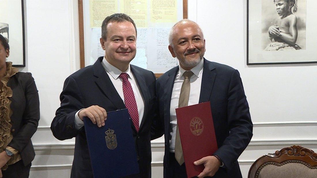 Madagaskar potvrdio podršku celovitosti Srbije
