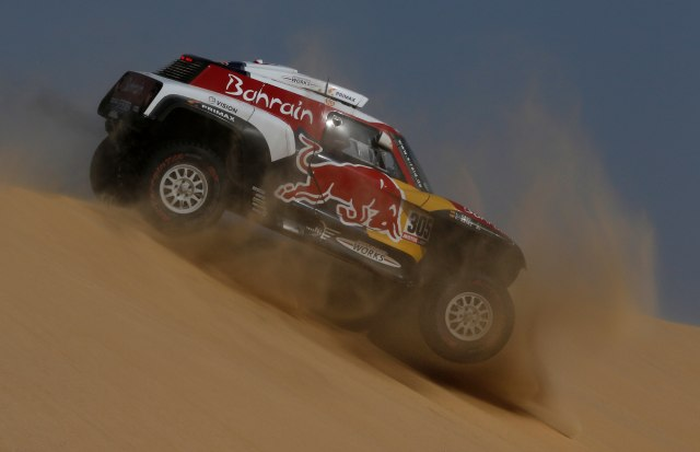 Dakar: Treća titula za Sajnca, Alonso 13, Sagmajster 90.