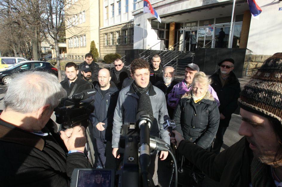 Damjanović (SRS): Dokazaćemo da u Srebrenici nije bilo genocida i da Srbi nisu genocidan narod