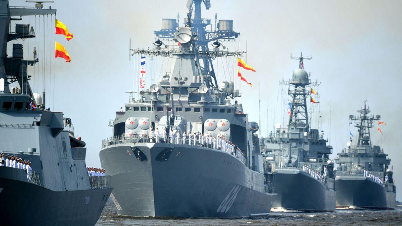 Dan Vojno-pomorske flote Ruske Federacije