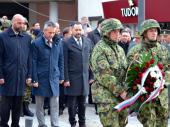 Dan državnosti u Vranju: Hrabro uz ideju KARAĐORĐA i MILOŠA (FOTO, VIDEO)