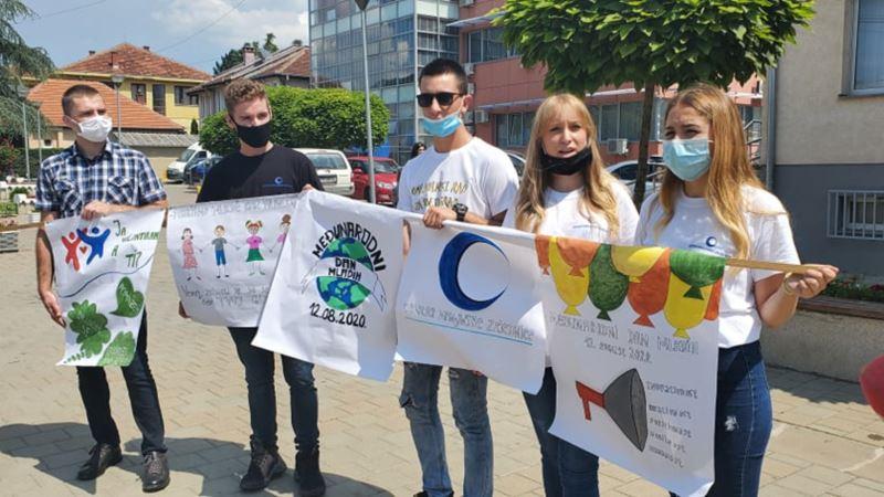 Dan mladih na Kosovu: Zajedno protiv Kovida i problema zbog kojih odlaze
