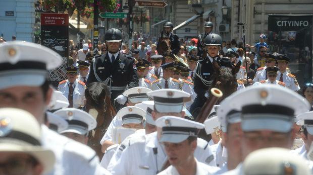 Dan policije – defile, pokazne vežbe i druženje sa građanima